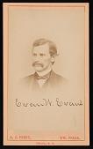 view Portrait of Evan W. Evans (1827-1874) digital asset number 1
