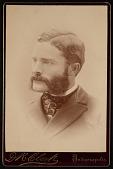 view Portrait of Barton Warren Evermann (1853-1932) digital asset number 1