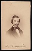 view Portrait of Theodore Nicholas Gill (1837-1914) digital asset number 1