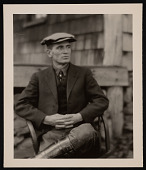 view Portrait of Edward Alphonso Goldman (1873-1946) digital asset number 1
