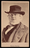 view Portrait of Horace Greeley (1811-1872) digital asset number 1