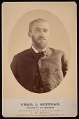 view Portrait of Charles Julius Guiteau (1841-1882) digital asset number 1