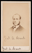 view Portrait of James A. Hart digital asset number 1