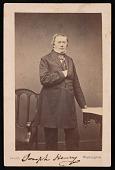 view Portrait of Joseph Henry (1797-1878) - Standing digital asset number 1