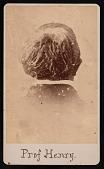 view Portrait of Joseph Henry (1797-1878) - Back of Head digital asset number 1