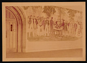 view Joseph Henry Mural Panel at Princeton University, by Gifford Beal digital asset number 1