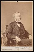 view Portrait of Ebenezer Rockwood Hoar (1816-1895) digital asset number 1