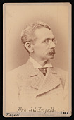 view Portrait of John James Ingalls (1833-1900) digital asset number 1