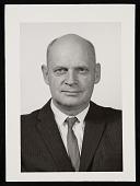view Portrait of David Horn Johnson (1912-1996) digital asset number 1
