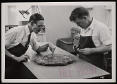 view Robert Jones and Grover C. Moreland Examine Cut and Polished Stone digital asset number 1
