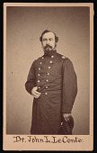 view Portrait of Dr. John Lawrence LeConte (1825-1883) digital asset number 1