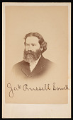 view Portrait of James Russell Lowell (1819-1891) digital asset number 1