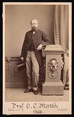 view Portrait of Othniel Charles Marsh (1831-1879) digital asset number 1