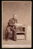 view Portrait of Fred Mather (1833-1900) digital asset number 1
