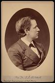 view Portrait of Rev. Samuel Swain Mitchell (1839-1919) digital asset number 1