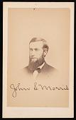 view Portrait of John S. Morris digital asset number 1