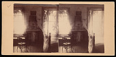 view Titian Ramsay Peale at G Street Residence, Washington, D.C. - Bed chamber digital asset number 1