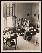 view Portrait of Robert Ridgway (1850-1929) in His Office digital asset number 1