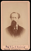 view Portrait of Frederic Louis Otto Roehrig (1819-1908) digital asset number 1
