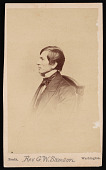 view Portrait of Rev. George Whitefield Samson (1819-1896) digital asset number 1