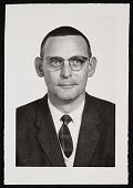view Portrait of Henry Wilfred Setzer (1916-1992) digital asset number 1