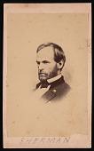 view Portrait of General William Tecumseh Sherman (1820-1891) digital asset number 1