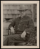 view Portrait of Clarence R. Shoemaker (1874-1958) digital asset number 1
