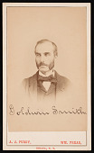 view Portrait of Goldwin Smith (1823-1910) digital asset number 1