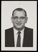 view Portrait of Unidentified Smithsonian Staff Member digital asset number 1
