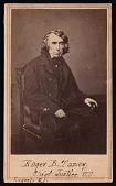 view Portrait of Roger Brooke Taney (1777-1864) digital asset number 1