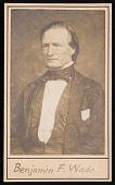 view Portrait of Benjamin Franklin Wade (1800-1878) digital asset number 1