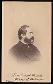 view Portrait of Richard Wallach (1816-1881) digital asset number 1