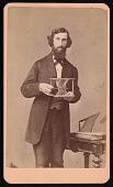 view Portrait of Samuel Edward Warren (1831-1909) digital asset number 1