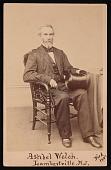 view Portrait of Ashbel Welch (1809-1882) digital asset number 1
