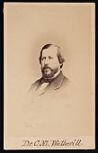 view Portrait of Dr. Charles Mayer Wetherill (1825-1871) digital asset number 1