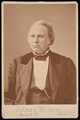 view Portrait of Henry Wilson (1812-1875) digital asset number 1