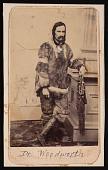 view Portrait of Dr. John Maynard Woodworth (1837-1879) digital asset number 1