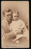 view Portrait of William Young and Child digital asset number 1