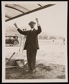 view Portrait of Albert Francis Zahm (1862-1954) digital asset number 1