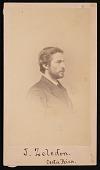 view Portrait of Jose Castulo Zeledon (1846-1923) digital asset number 1