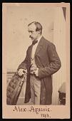 view Portrait of Alexander Emanuel Rodolphe Agassiz (1835-1910) digital asset number 1