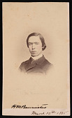 view Portrait of Henry Martyn Bannister (1844-1920) digital asset number 1