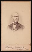 view Portrait of Henry Barnard (1811-1900) digital asset number 1