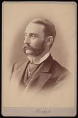 view Portrait of George Ferdinand Becker (1847-1919) digital asset number 1