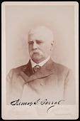 view Portrait of James Gabriel Berret (1815-1901) digital asset number 1