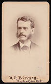 view Portrait of William Greene Binney (1833-1909) digital asset number 1