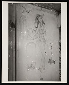 view Salvage of Stone for South Gate of Smithsonian Institution Building, or Castle - Jail Graffiti digital asset number 1