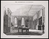 view Laboratory of Natural History, Smithsonian Institution Building, or Castle digital asset number 1