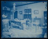 view Office of Secretary Spencer Fullerton Baird, East Wing, Smithsonian Institution Building, or Castle digital asset number 1