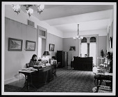 view Secretary's Reception Office, East Wing, Smithsonian Institution Building, or Castle digital asset number 1
